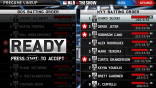 Test MLB 13 : The Show PlayStation Vita - Screenshot 4