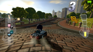 ModNation Racers : Road Trip Playstation Vita