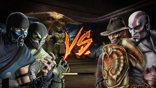 Test Mortal Kombat PlayStation Vita - Screenshot 4