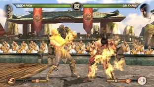 Test Mortal Kombat PlayStation Vita - Screenshot 5