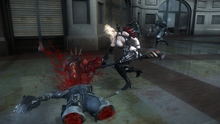 Test Ninja Gaiden Sigma 2 Plus PlayStation Vita - Screenshot 37