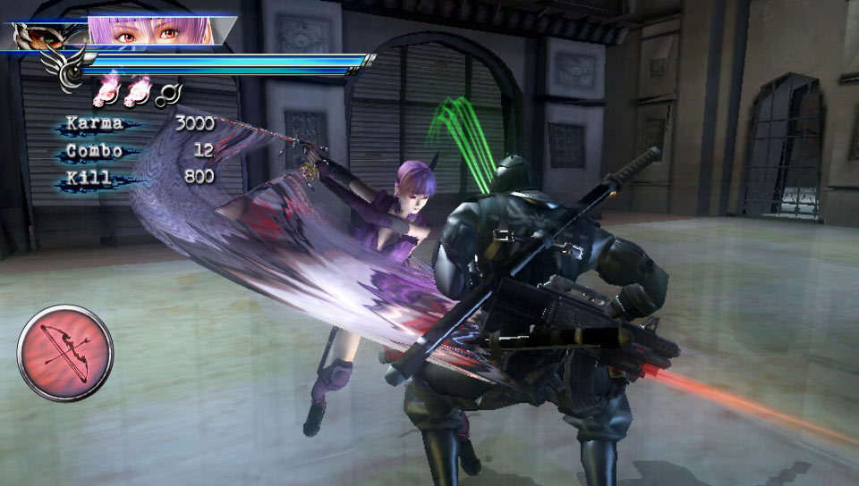 Images Ninja Gaiden Sigma 2 Plus PlayStation Vita - 40