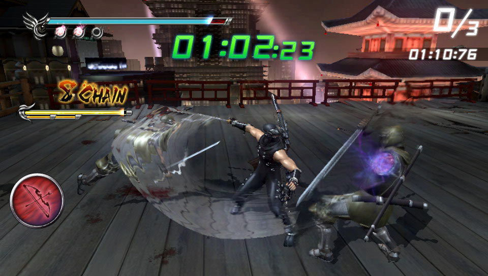 Images Ninja Gaiden Sigma 2 Plus PlayStation Vita - 45