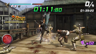 Test Ninja Gaiden Sigma 2 Plus PlayStation Vita - Screenshot 49