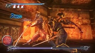 Test Ninja Gaiden Sigma 2 Plus PlayStation Vita - Screenshot 61