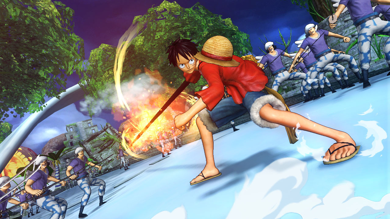 Images One Piece : Pirate Warriors 2 PlayStation Vita - 2