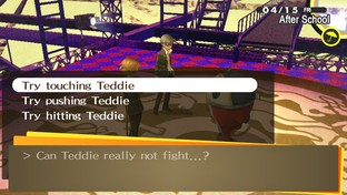Pictures of Persona 4: The Golden