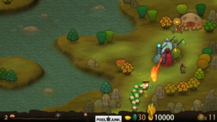 PixelJunk Monsters arrive sur Vita