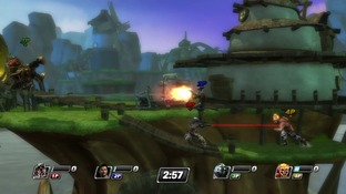 Images PlayStation All-Stars Battle Royale PlayStation Vita - 7