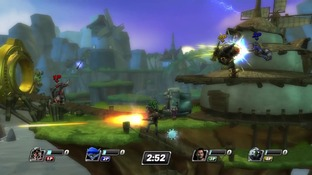E3 2012 : Images de Playstation All-Stars Battle Royale sur Vita