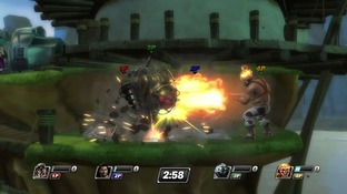Images PlayStation All-Stars Battle Royale PlayStation Vita - 12