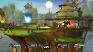 Images PlayStation All-Stars Battle Royale PlayStation Vita - 16