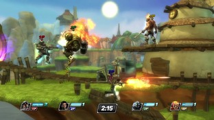 Images PlayStation All-Stars Battle Royale PlayStation Vita - 17