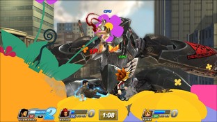 Test PlayStation All-Stars Battle Royale PlayStation Vita - Screenshot 67