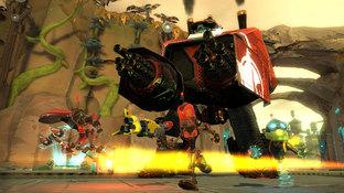 Deux jeux gratuits pout l'achat de Ratchet & Clank : QForce