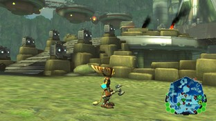 Test Ratchet & Clank : QForce PlayStation Vita - Screenshot 10