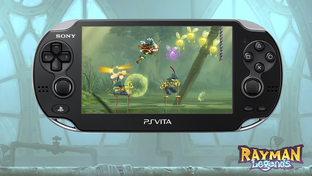 Images de Rayman Legends sur PS Vita