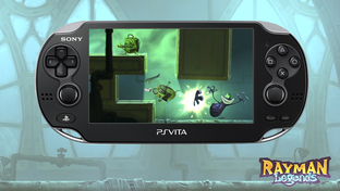 Aperçu Rayman Legends PlayStation Vita - Screenshot 2
