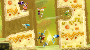 Rayman Legends PlayStation Vita