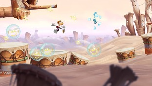 Test Rayman Origins PlayStation Vita - Screenshot 2