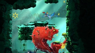 Test Rayman Origins PlayStation Vita - Screenshot 4