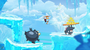 Rayman Origins Playstation Vita