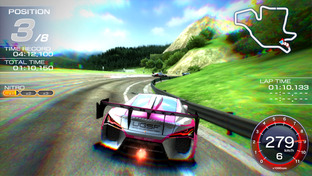 Ridge Racer PlayStation Vita