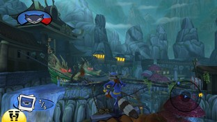 Sly Cooper : Voleurs à travers le Temps PlayStation Vita