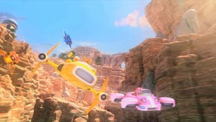 Sonic & All Stars Racing Transformed PlayStation Vita
