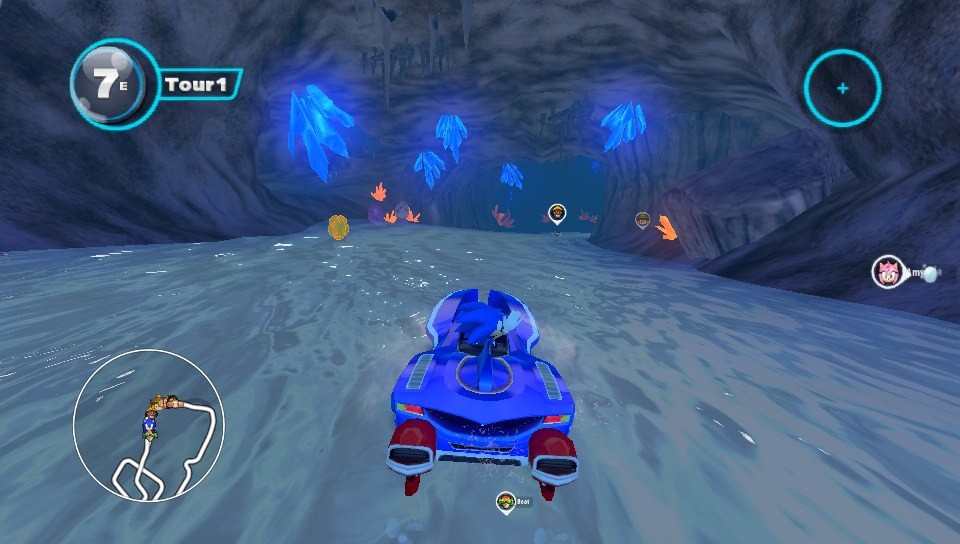 Images Sonic & All Stars Racing Transformed PlayStation Vita - 9