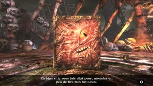 Test Soul Sacrifice PlayStation Vita - Screenshot 123