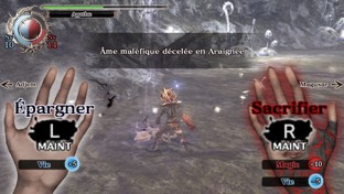 Test Soul Sacrifice PlayStation Vita - Screenshot 125