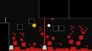 Aperçu Sound Shapes - E3 2011 PlayStation Vita - Screenshot 1