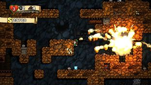 Test Spelunky PlayStation Vita -