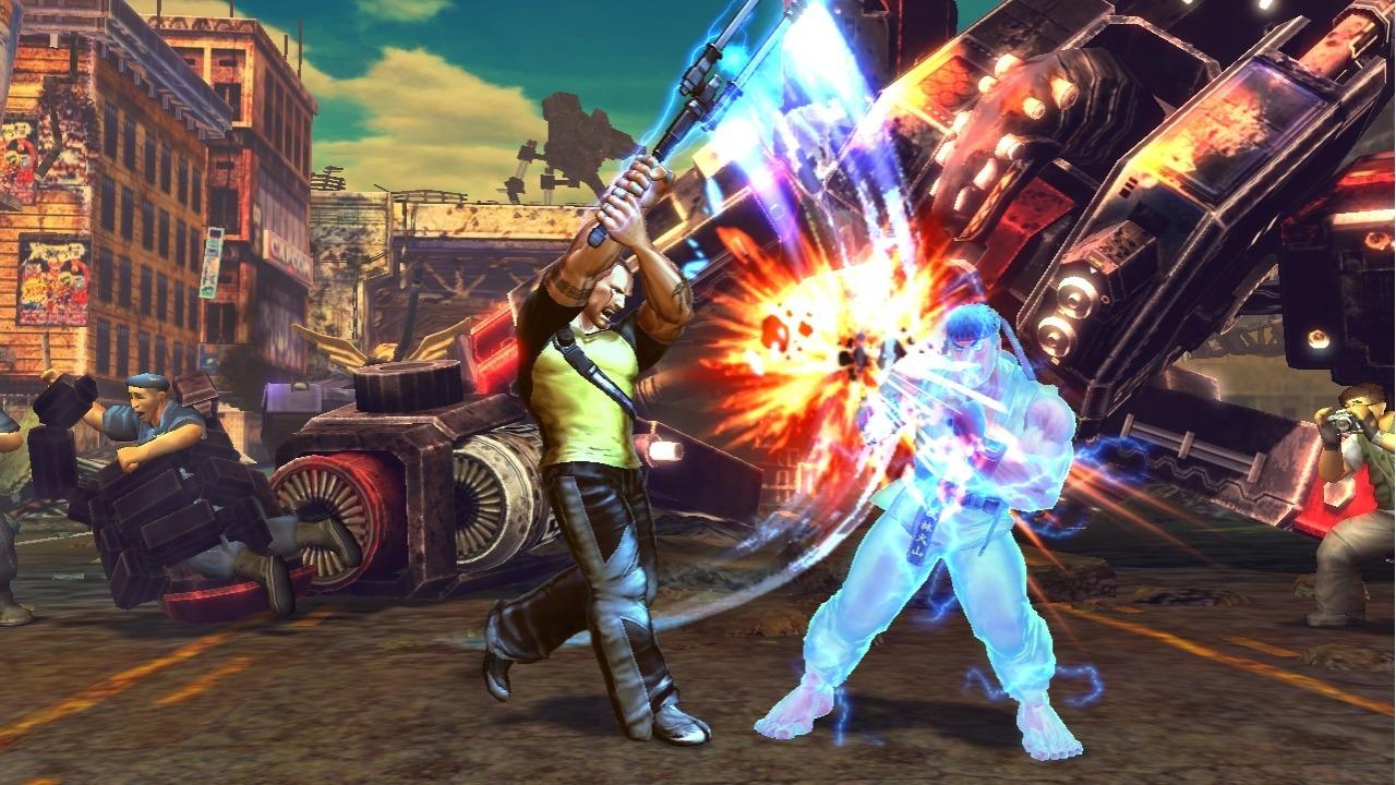 Jeuxvideo.com street fighter x tekken - playstation vita image 3 sur