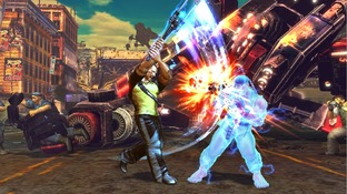 Images Street Fighter X Tekken PlayStation Vita - 4
