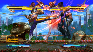 Test Street Fighter X Tekken PlayStation Vita - Screenshot 9