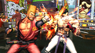 Test Street Fighter X Tekken PlayStation Vita - Screenshot 16