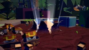 Aperçu Tearaway PlayStation Vita - Screenshot 5