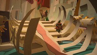 Images de Tearaway, par les cr