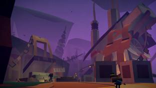 Images de Tearaway, par les créateurs de LittleBigPlanet