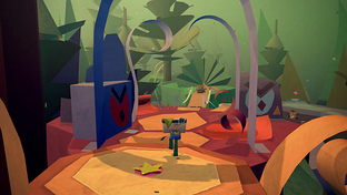 Aperçu Tearaway PlayStation Vita - Screenshot 27