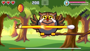 Images Flying Hamster HD PlayStation Vita - 1