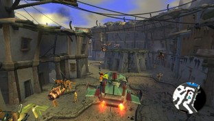 Test The Jak and Daxter Trilogy PlayStation Vita - Screenshot 2