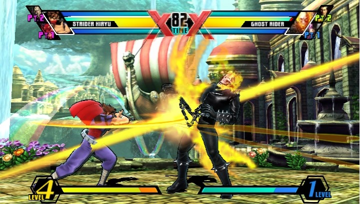 Images Ultimate Marvel vs. Capcom 3 PlayStation Vita - 7