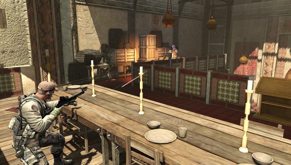 """Imágenes de """"Unit 13"""", lo nuevo de los creadores de SOCOM para PS Vita Unit-13-playstation-vita-1323334443-011"""
