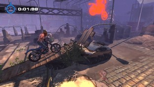 Test Urban Trial Freestyle PlayStation Vita - Screenshot 16