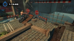 Urban Trial Freestyle PlayStation Vita