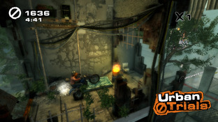 Images Urban Trial Freestyle PlayStation Vita - 1