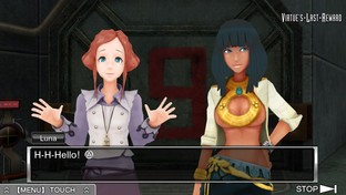 Test Virtue's Last Reward PlayStation Vita - Screenshot 22
